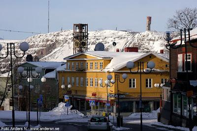 Kiruna centrum