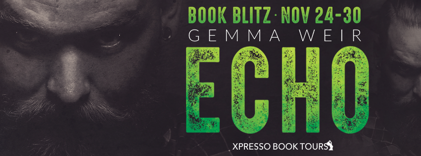 Echo Book Blitz