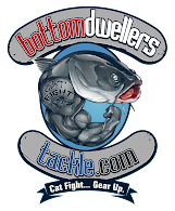 Catfight Rods by Bottom Dwellers Tackle
