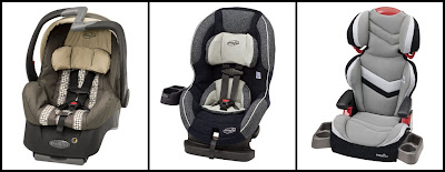 Evenflo car seats