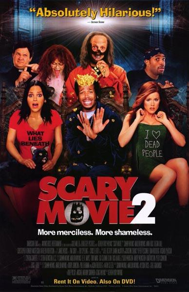 Scary Movie 2 ยําหนังจี้ หวีดดีไหมหว่า ภาค 2 HD