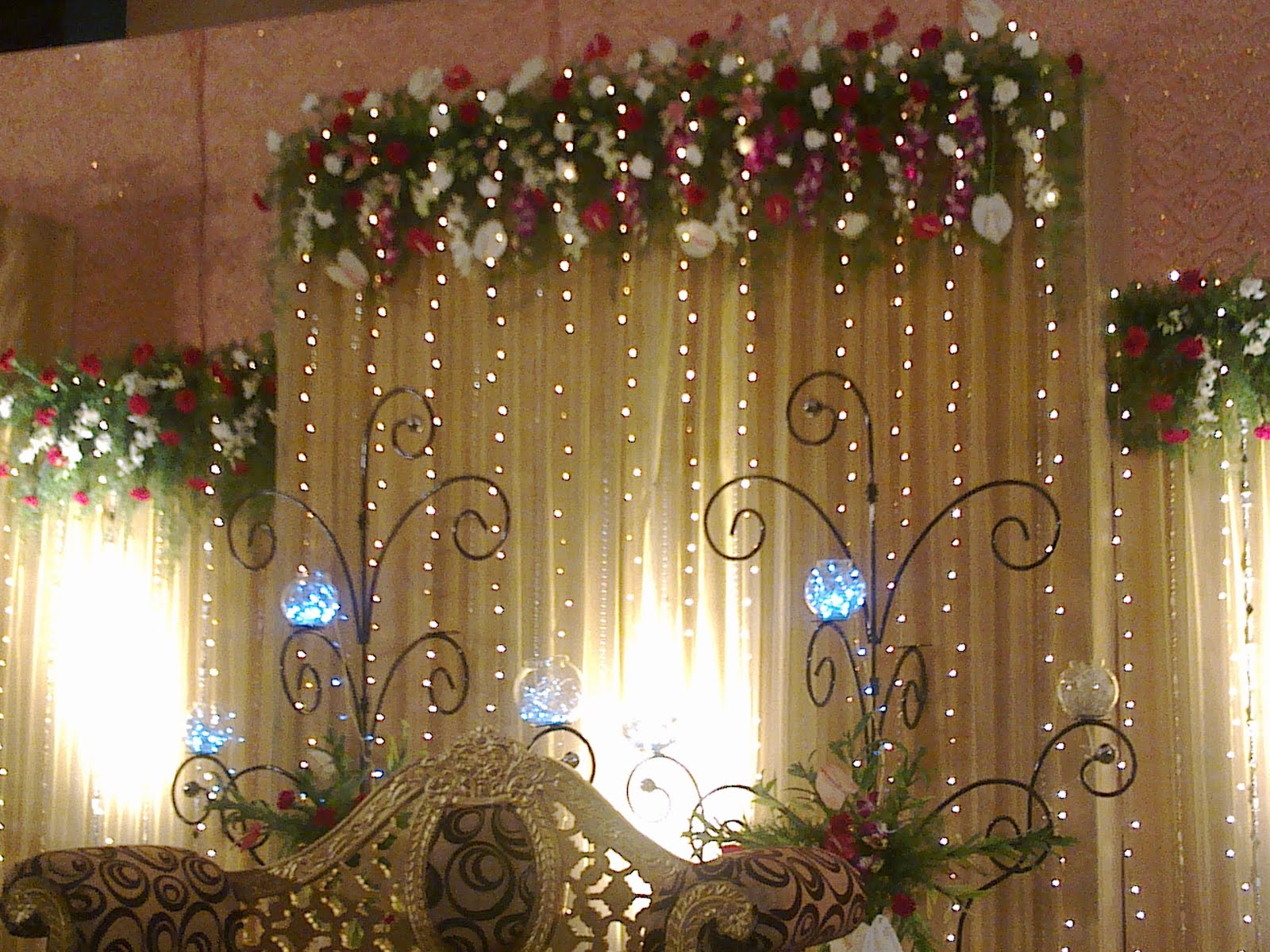Latest wedding decorations in residency plus dream makers Latest decoration ideas