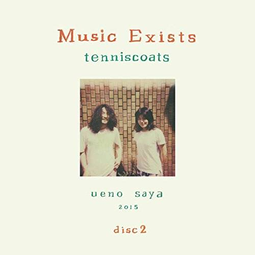 [Album] テニスコーツ – Music Exists Disc2 (2015.11.26/MP3/RAR)