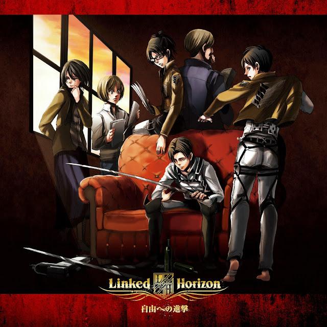 Linked Horizon Guren no Yumiya 紅蓮の弓矢 lyrics