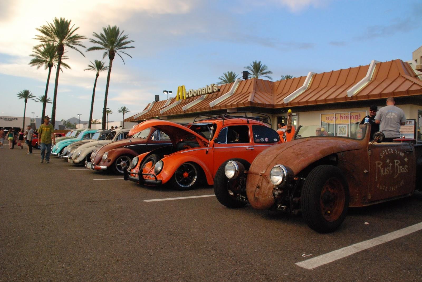 BEASTKIND Scottsdale Pavilions Car Show - Pavilions car show