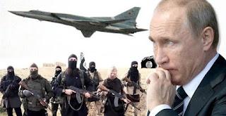 Απειλούν οι τζιχαντιστές τον Πούτιν..«Πολύ σύντομα στη Ρωσία,θα χυθεί αίμα σαν ωκεανός»