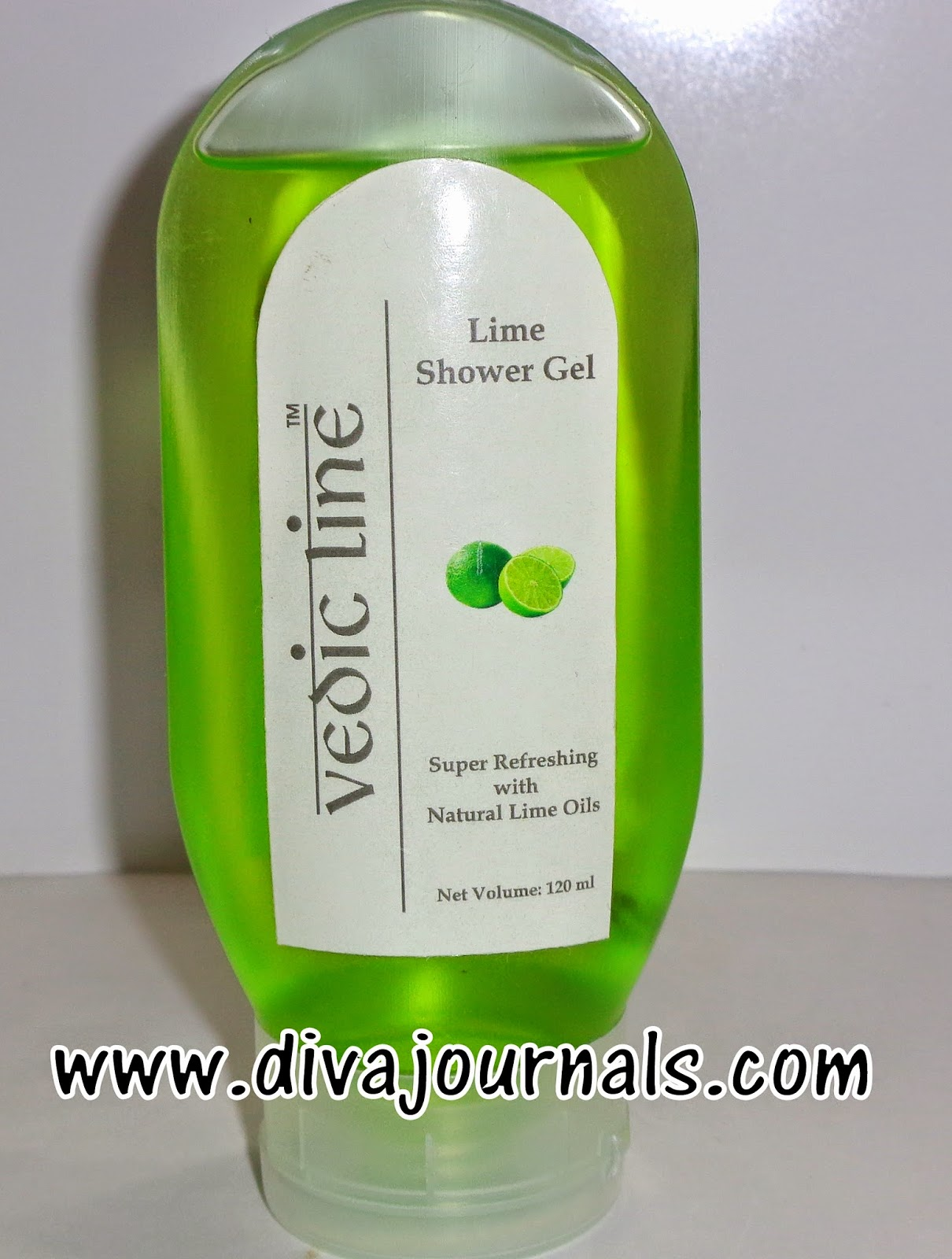 Vedic Line Lime Shower Gel Review