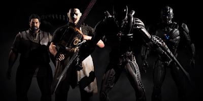 Ecco i nuovi personaggi scaricabili per Mortal Kombat X