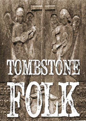 'TOMBSTONE FOLK': Music in the cemetery. 22 September