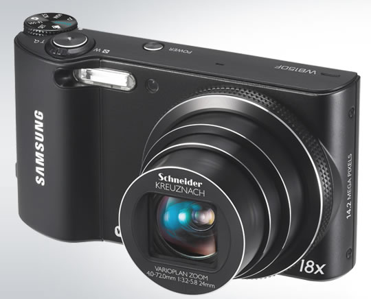 14 Megapixel Samsung SMART Camera