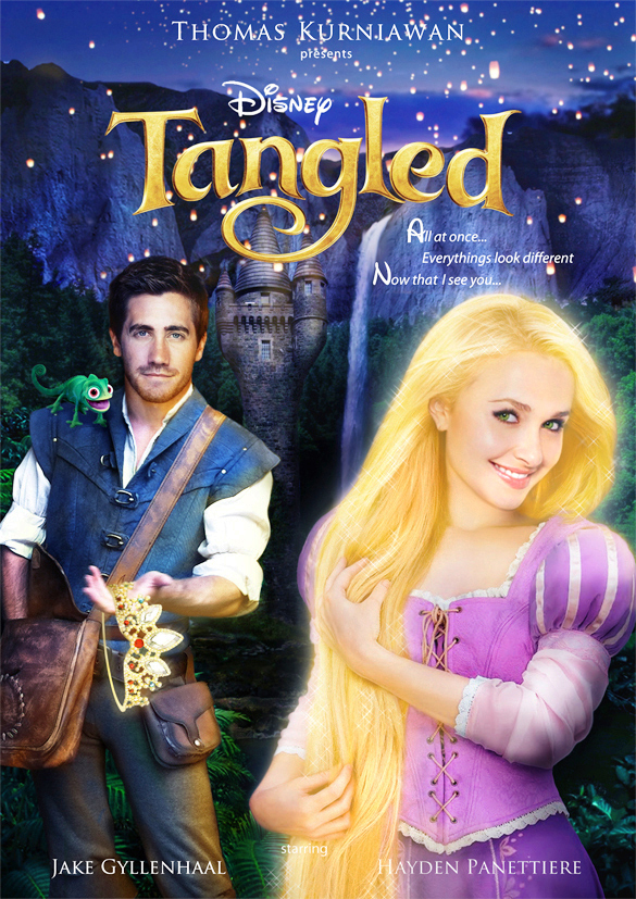 thomas kurniawan s portfolio disney princess celebrity rapunzel
