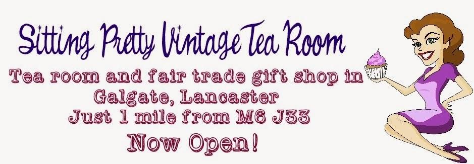 Sitting Pretty Vintage Tea Room - Galgate, Lancaster