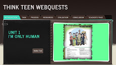 THINK TEEN WEBQUESTS 1