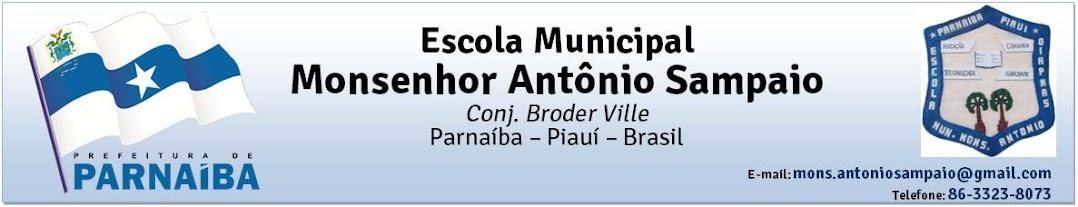Escola Municipal Mons. Antônio Sampaio