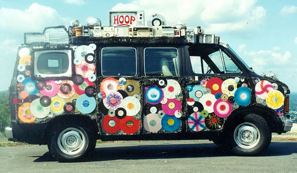 Hoop RECORD RIDE art van