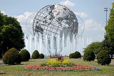 Unisphera de Nueva York - que visitar