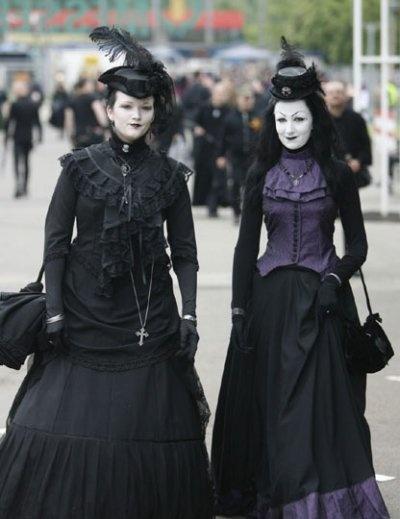 Výsledek obrázku pro gothic people