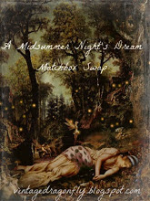 A Midsummer Night&#39;s Dream Matchbox Swap