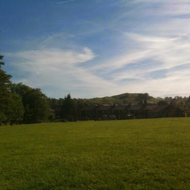 Staveley recreation ground