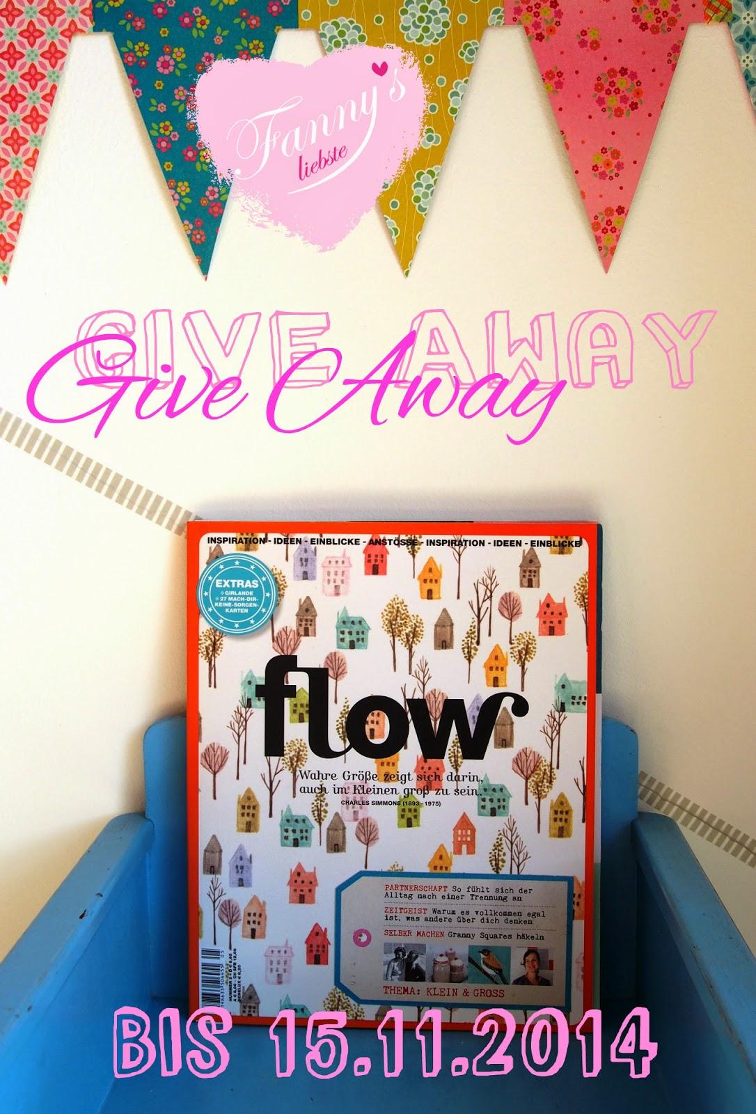 Give Away bei Fanny (Fannys liebste)