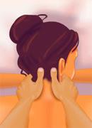 Расслабляющий массаж - Онлайн игра для девочек