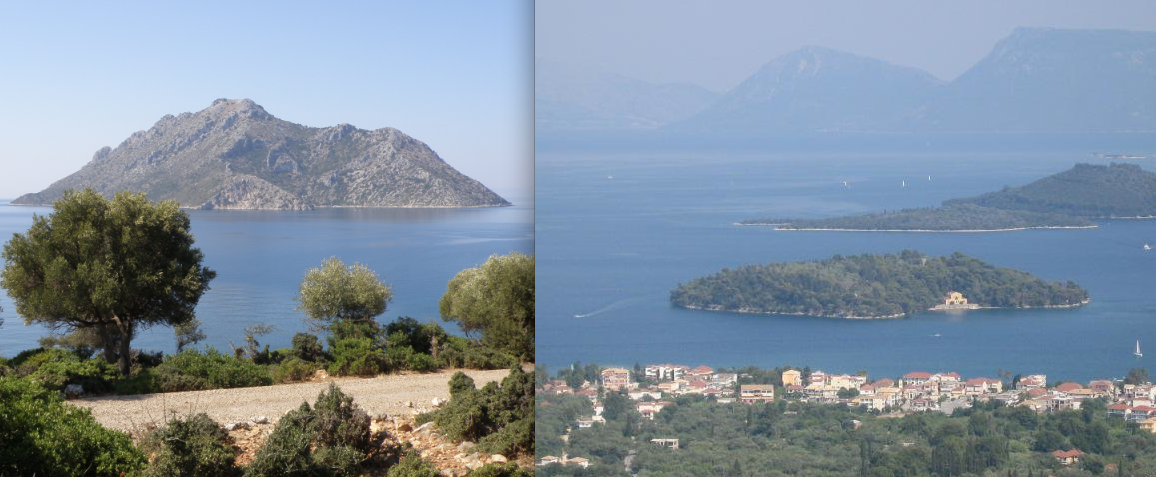 Around the world blog german banksters are forcing greece Small islands around the world