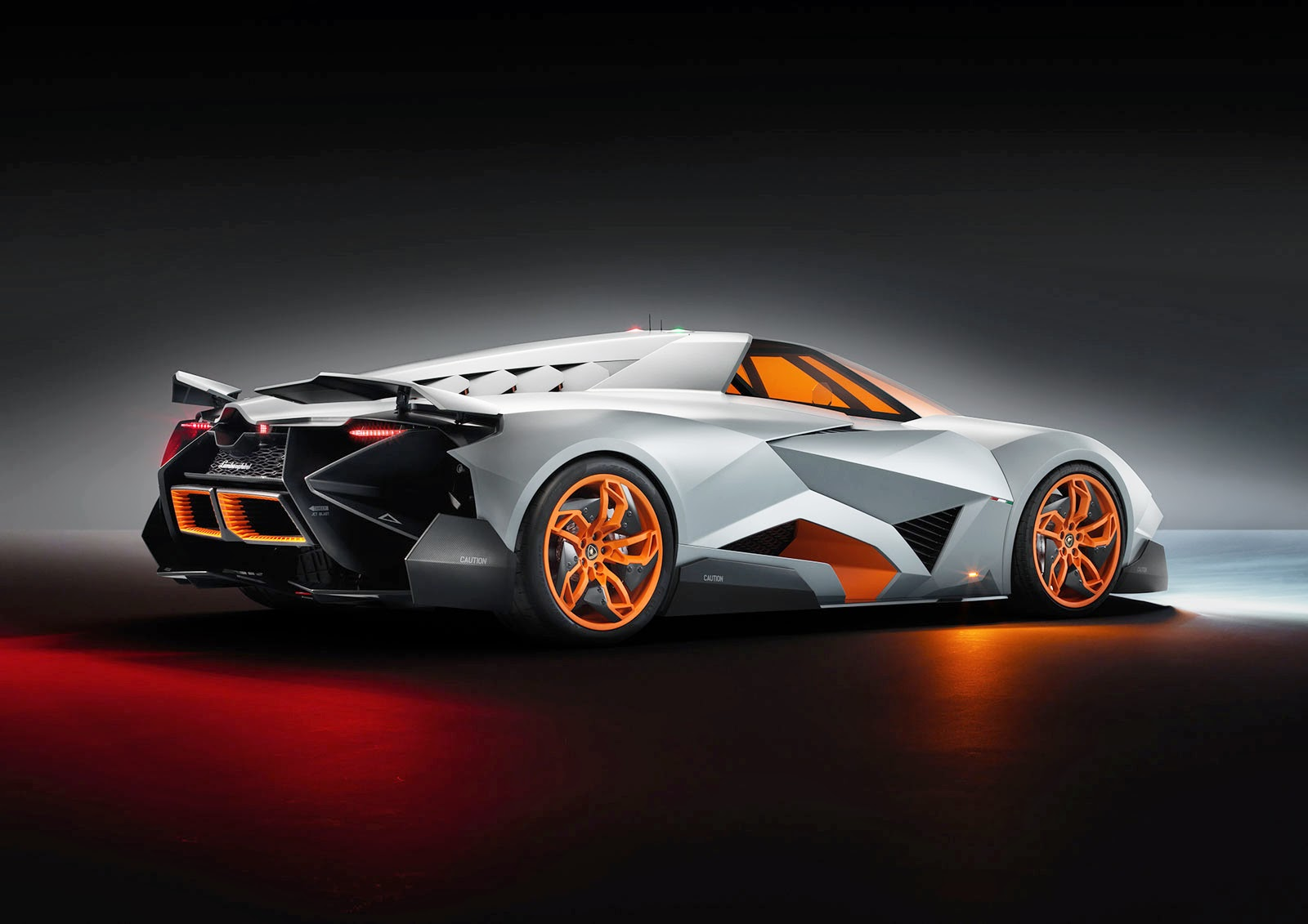 Lamborghini supercar 2013
