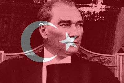 Mustafa Kemal Atatürk, Türk bayraklı Atatürk fotoğrafı, Mustafa Kemal Atatürk resimleri, Mustafa Kemal Atatürk ve Türk bayrağı