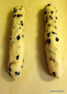 Biscotti din faina migdale