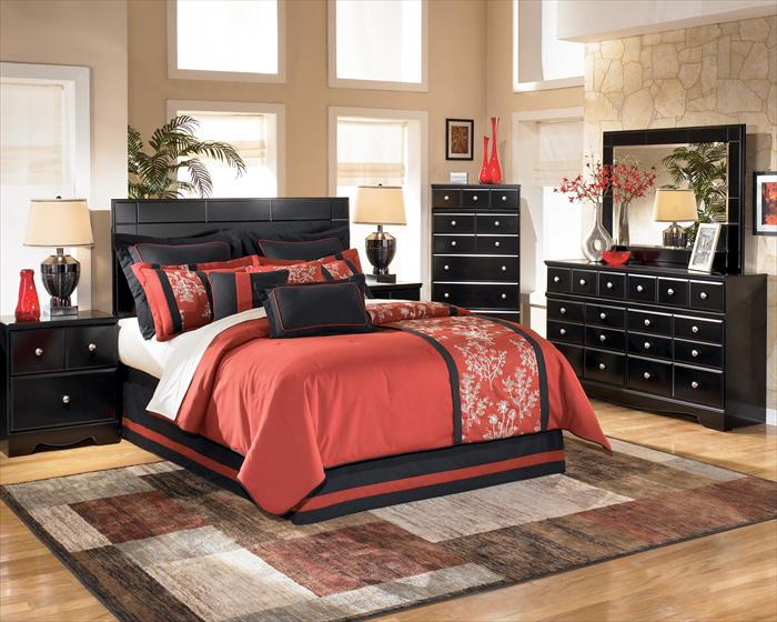 The exclusive collection of bedroom sets from Nebraska Furniture Mart