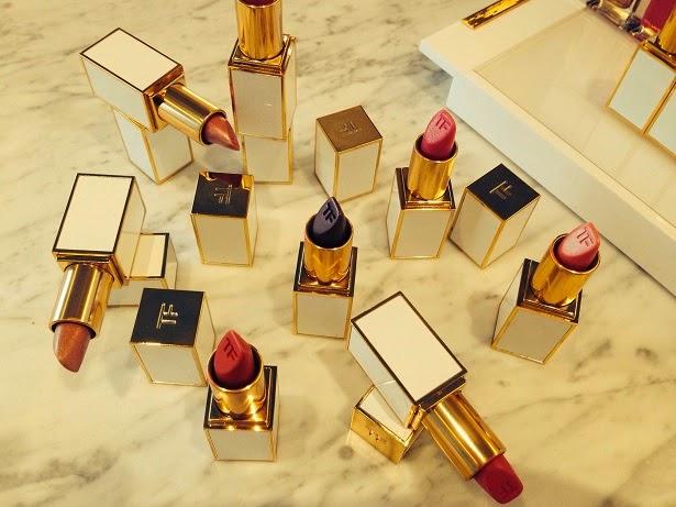 Tom ford lipstick 2014