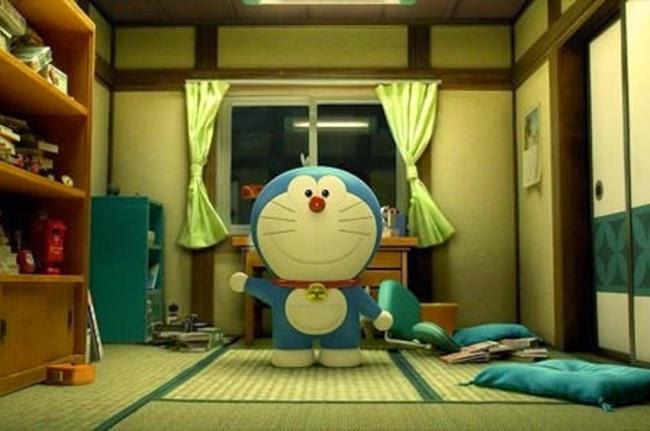 Gambar Film Doraemon 3D Stand by Me 2014 Terbaru