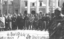 4 NOVEMBRE 1944 – MILANO PIAZZA DELLAICA DI SANT'AMBROGIO