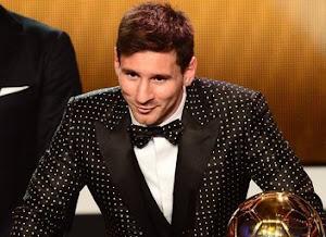 Messi-Pilota d'Or