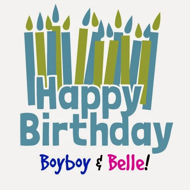 Happy Birthday Babies