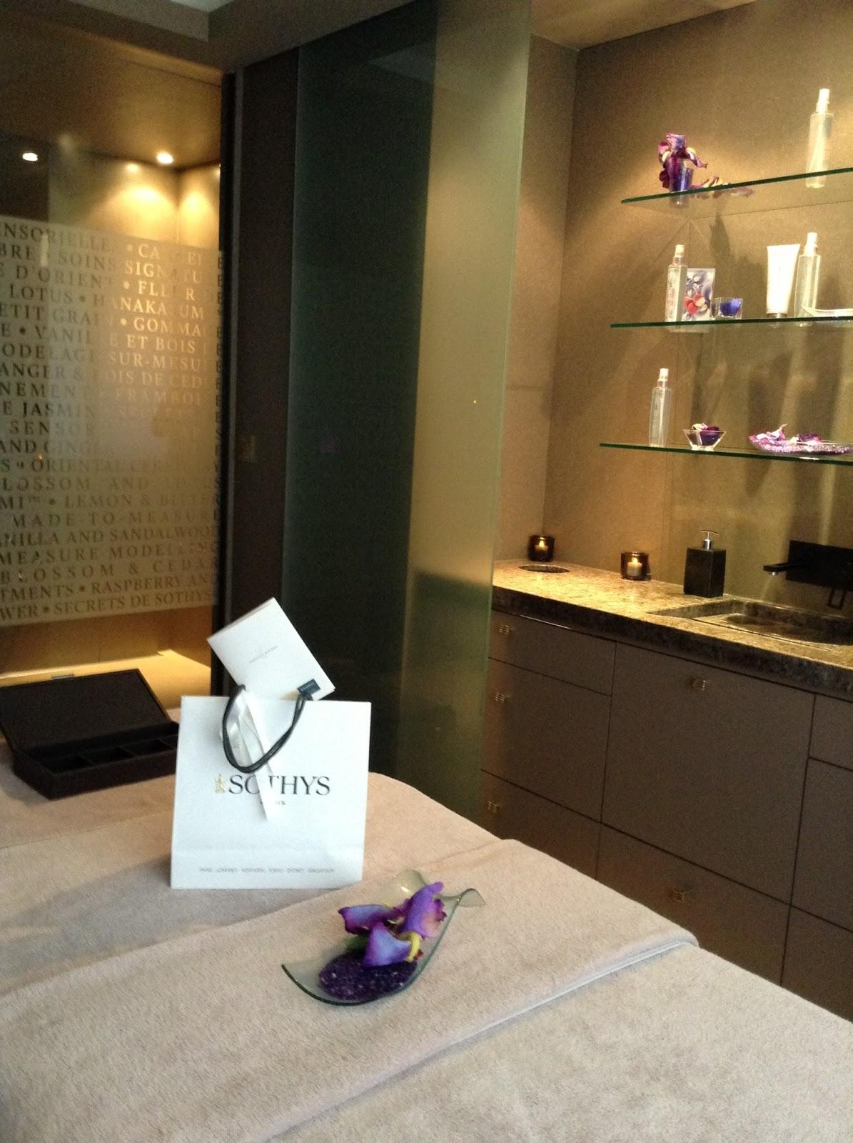 Haute travels haute beauty breaks in paris for 128 faubourg salon by sothys