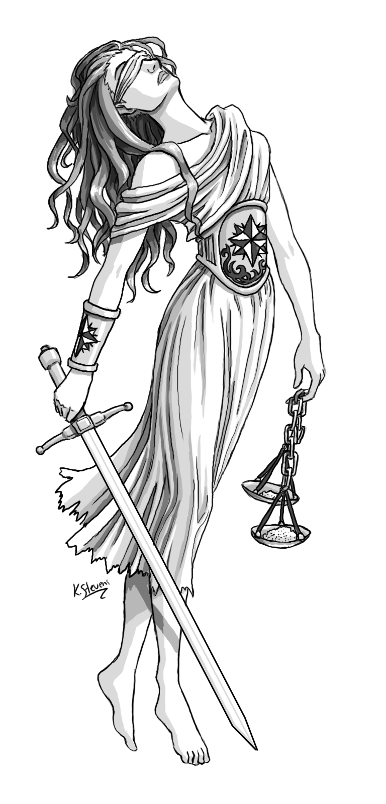 life a blog on yr 9 religion lady justice
