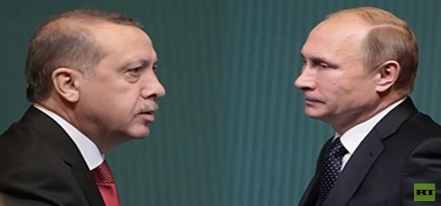 تصريح جديد من بوتين يقلب به الطاولة على أردوغان و يصدم به كل الروسيين