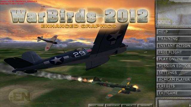 WarBirds 2012 PC Full Ingles Fightclub ISO DVD5 Descargar