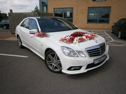 Cho thuê xe Mercedes E250