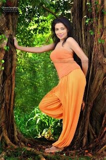 Nadeeka Priyadarshani sri lanka model