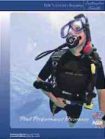 PADI Peak Performance Buoyancy instructor Guide part number 70236