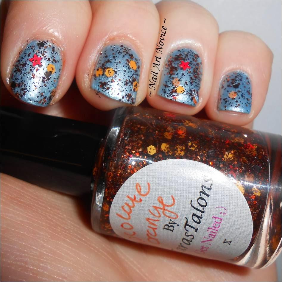 Tara's Talons-Chocolate Orange