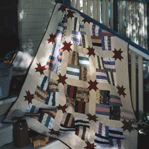 Stars & Stripes Forever Free Quilt Pattern - eQuiltPatterns.com