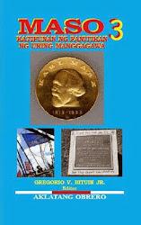 Maso 3 - front book cover