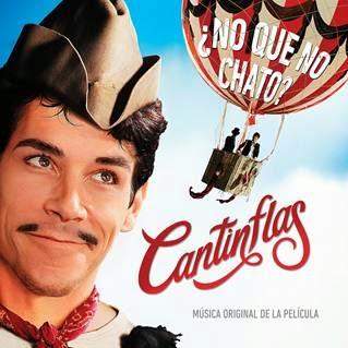 Hoy Sale a la Venta Banda Sonora de la película 'Cantinflas'