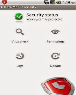 G DATA Mobile Security 2 for Android Serial Key
