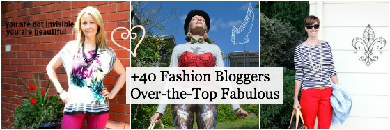 Over-the-top, or just over 40: Best fashion bloggers you&#8217;ll find anywhere