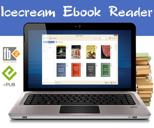Icecream-Ebook-Reader