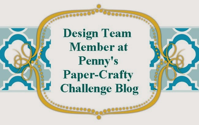 Delighted to be on Penny's DT!